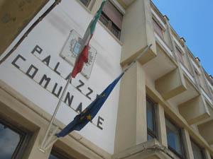 il Palazzo comunale di San Pietro Vernotico