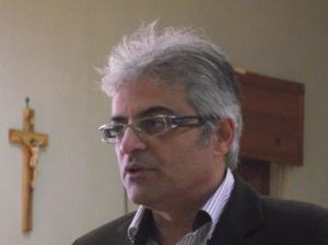 Pasquale Rizzo - sindaco di San Pietro V.co