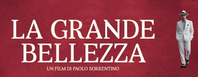 """""""La grande bellezza"""" di Paolo Sorrentino"""