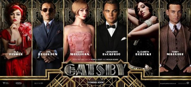"""Il grande Gatsby"" di Baz Luhrmann"