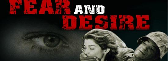 fear and desire banner
