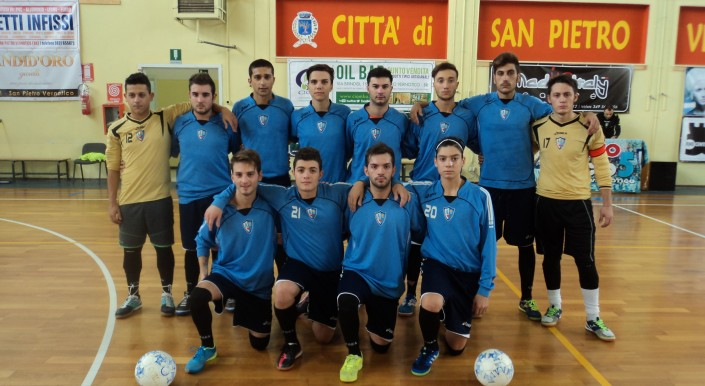 AlbertoC5 Under 2013-2014