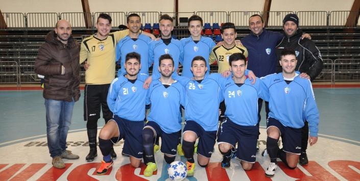 La squadra vittoriosa a Putignano