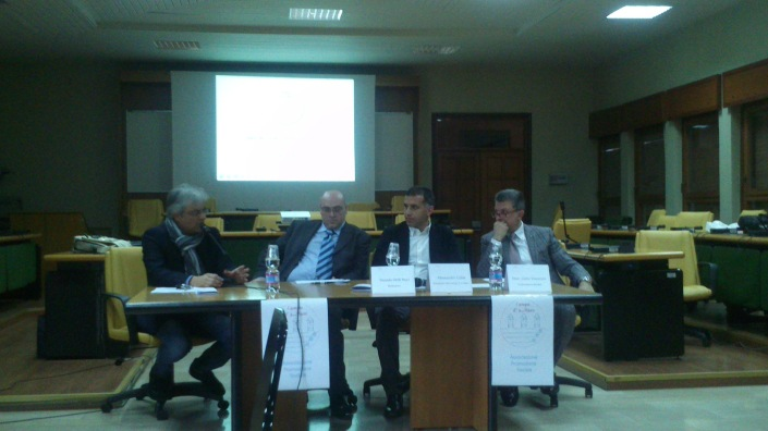 Pasquale Rizzo, Daniele Delli Noci, Alessandro Calisi, Vincenzo Gallo